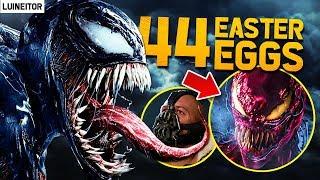 VENOM - 44 Secretos, Referencias, Cameos y Easter Eggs de la película!! - Luineitor!