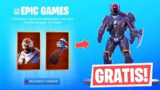As *UNLOCK* the New Skin ''VISITOR V2'' in Fortnite!! ✅🎁 (NEW METEORIC RISE CHALLENGES)