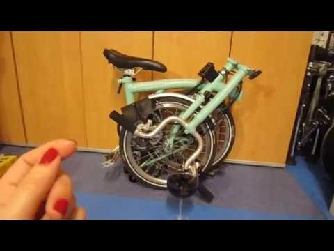 How to AVOID trouble Brompton bike  Second hand  velo AkubraBromptonGirl