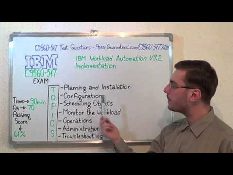 C9560-517 – IBM Exam Workload Test Automation V9.2 Questions