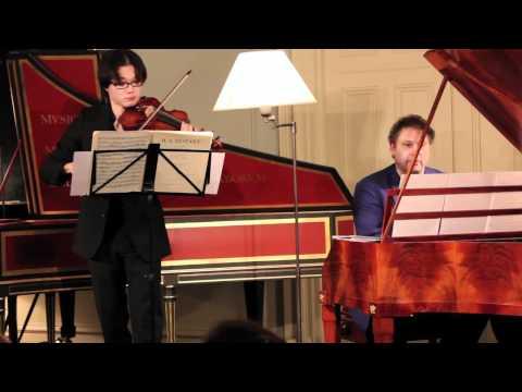 Shunske Sato on Paganini