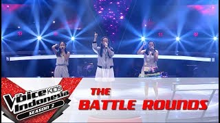 "Video Kesha & Michelle & Jeslyn ""Attention""  