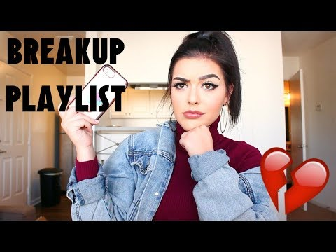 Dear F**kboys These Songs Are For You PT 2 | Breakup Playlist | Marissa Paige