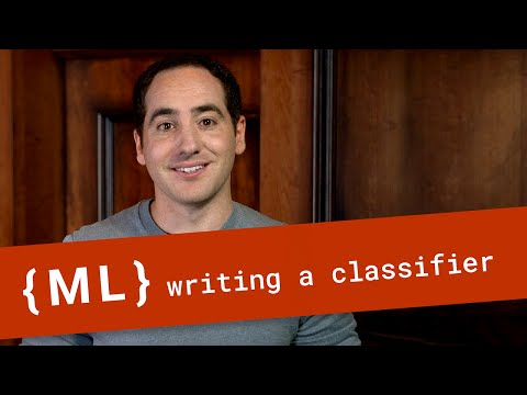 Writing Our First Classifier - Machine Learning Recipes #5