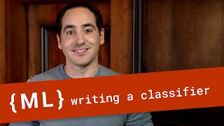 Writing Our First Classifier - Machine Learning Recipes #5 thumbnail