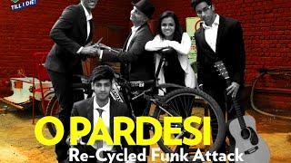 RE-CYCLED BEATS - O Pardesi - DEVD | Sprite Till I Die