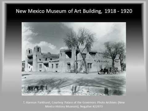 New Mexico Museum of Art Building.wmv