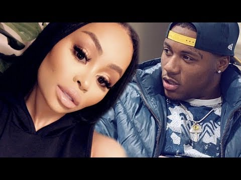 Blacchyna EX BF found another way 2 get on Love & Hip Hop : meet his new boo