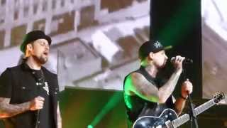 The Madden Brothers - Hotel California. Greetings From California Tour Live Melbourne