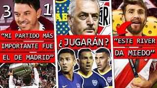 GALLARDO habló de BOCA + ALMENDRA, TEVEZ y WANCHOPE ¿Serán TITULARES? + PONZIO describe a RIVER 🤔