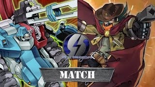 GaGaGa vs Machina Gadgets Tournament Match