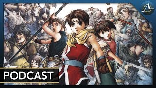 Suikoden II Discussion | State Of The Arc Podcast: Ep. 35