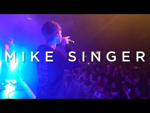 Mike Singer besucht seine Plattenfirma Warner Music in Hamburg von YouTube · Dauer:  1 Minuten 28 Sekunden