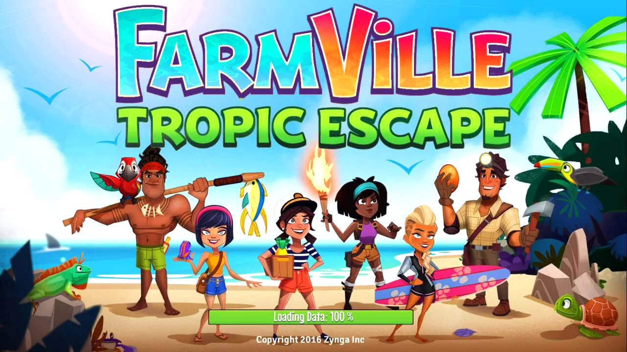 how to play farmville on tablet