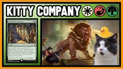 【 Modern 】 🐱 NAYA CAT COMPANY 🐱 【 MTG Gameplay 】