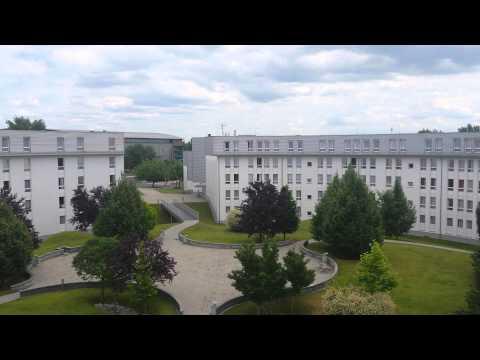 Campus Hotel Timelapse  (Debrecen)