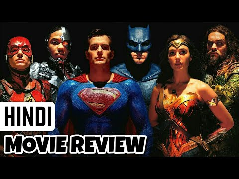 Justice League Hindi Movie Review | DC India