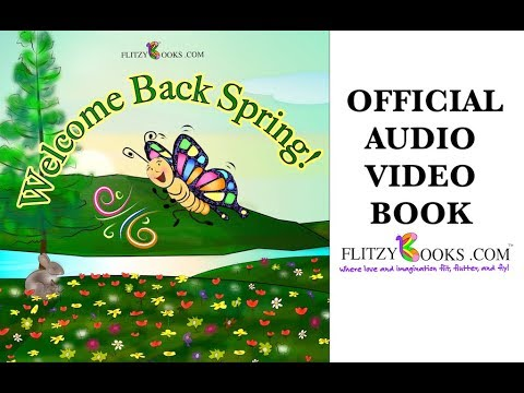 Spring Read Aloud Books For Kids Welcome Back Spring Sing