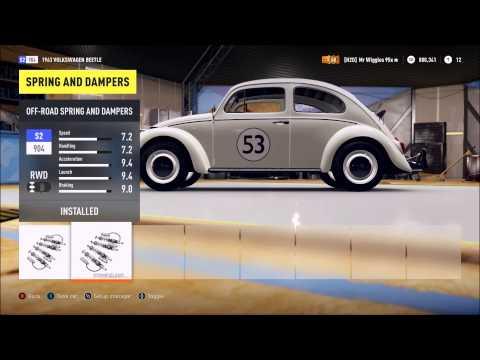 …Forza Horizon 2 - Cars From The Movies...