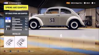 …Forza Horizon 2 - Cars From The Movies Build! Herbie [ep02]