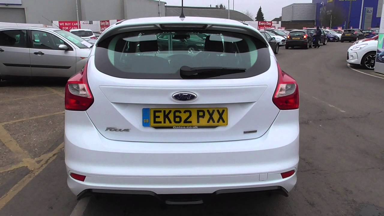 ford focus 1.6 182 ecoboost zetec s 5dr u23429 - youtube