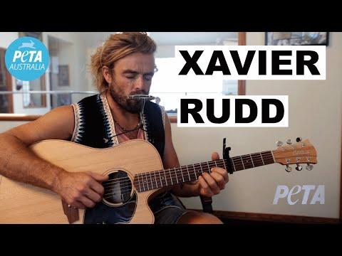 Xavier Rudd Talks Vegetarianism