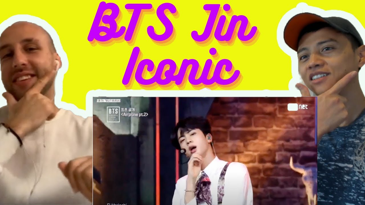 BTS Jin Top Iconic Moments on Stage 'Best Jin Stage Presence' | Reactions Unlimited