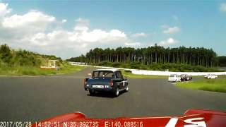 SIDWAY TROPHY 2017.5.28 Cortina車載 決勝