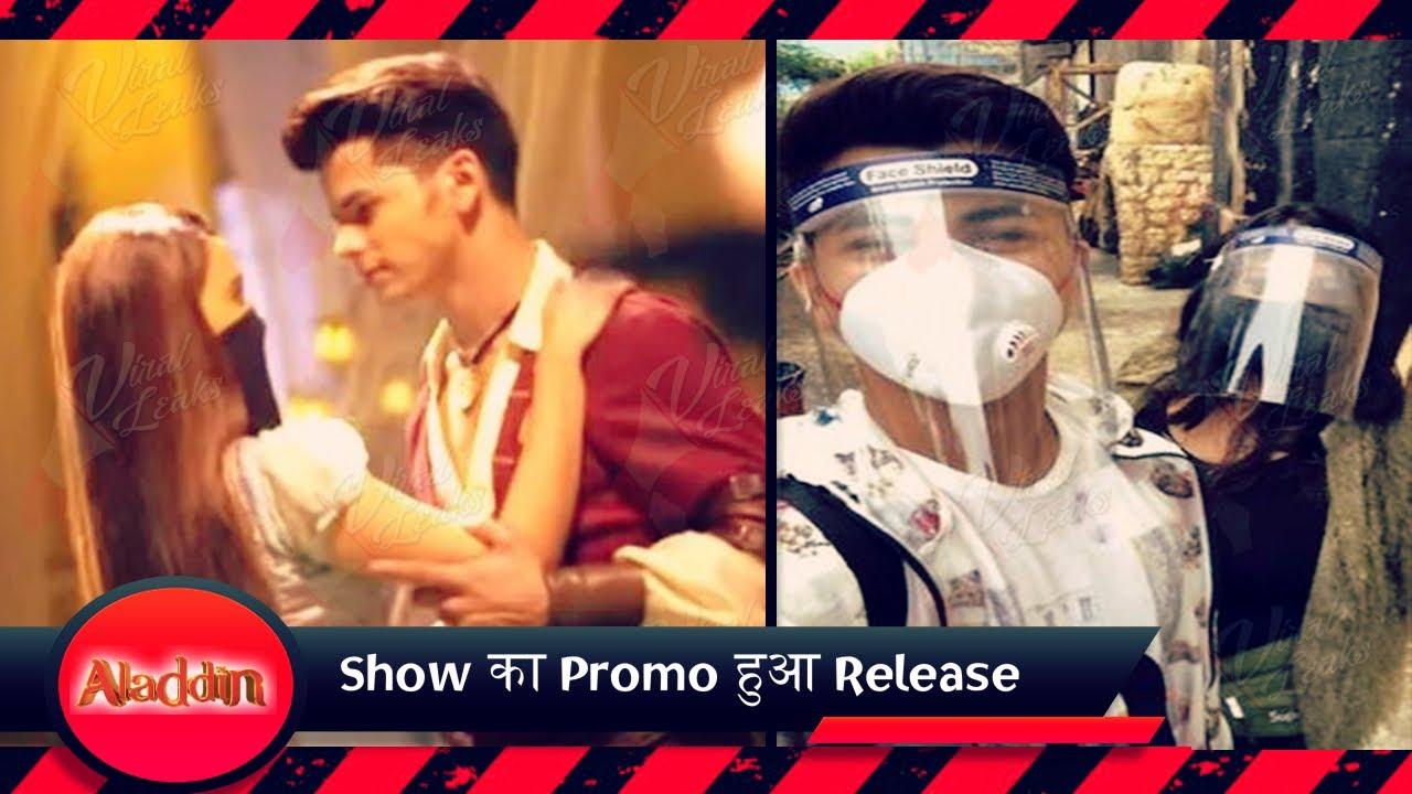 Aladdin Naam Toh Suna Hoga   New Lead Actress के साथ Show का Promo हुआ Release  