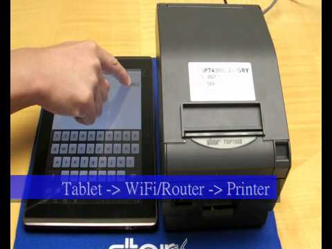 Android tablet connect to receipt printerstar tsp700ii thermal android tablet connect to receipt printerstar tsp700ii thermal printer keyboard keysfo Choice Image