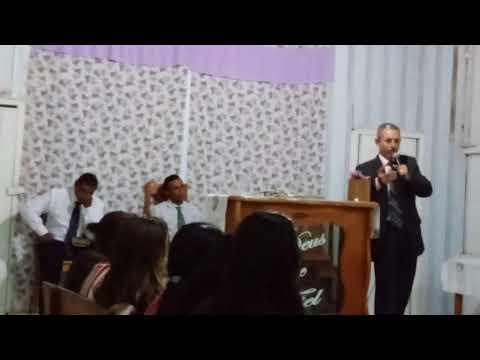 Pregação pedro e jesus Pregador Jose dos santos morais