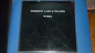 Emarson Lake & Palmer Works SD 2-7000 エマーソン・レイク・アンド・...