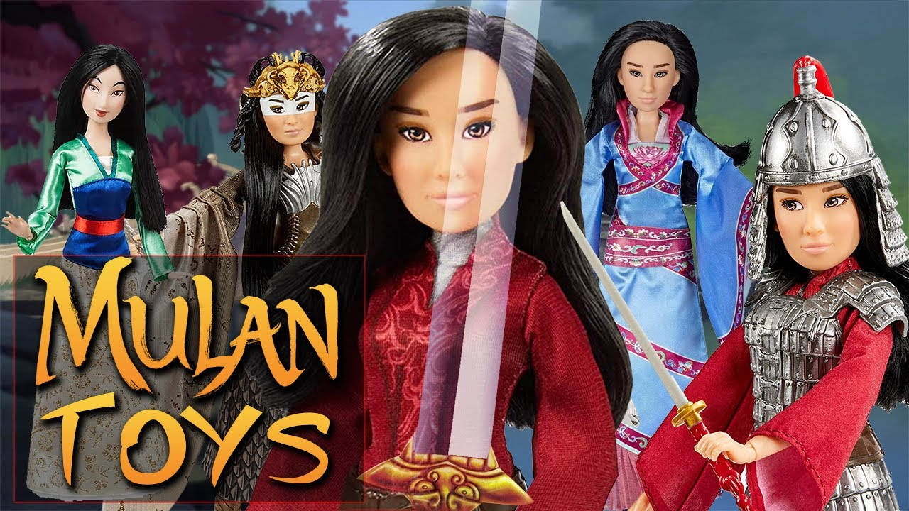 Mulan Toys And Dolls 2020 Youtube