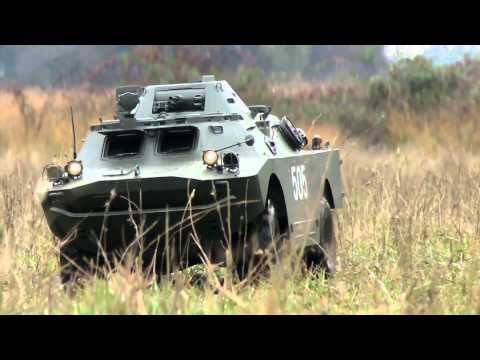BRDM-2 RC 1:10 FULL METAL ACTION