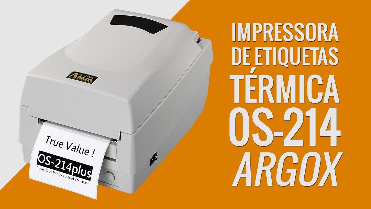 IMPRESSORA BAIXAR DRIVER ARGOX OS214TT