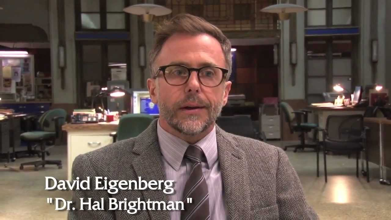 David Eigenberg law and order svu