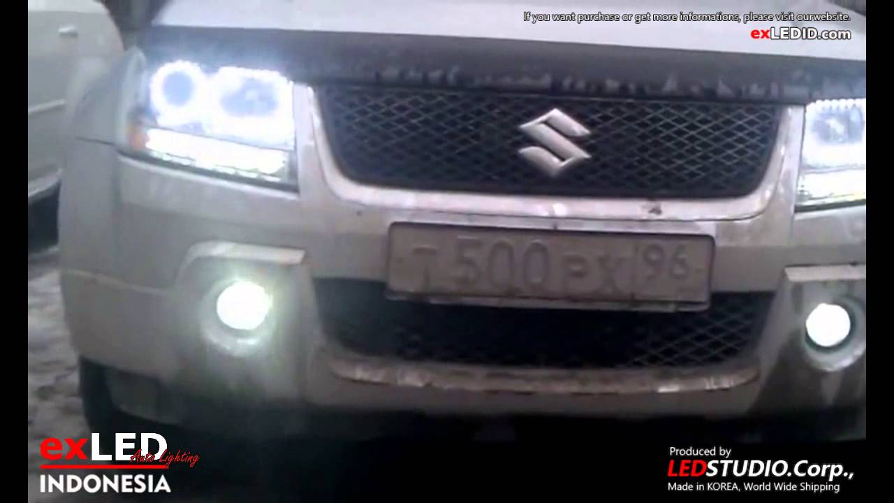 Suzuki Vitara Right Headlight