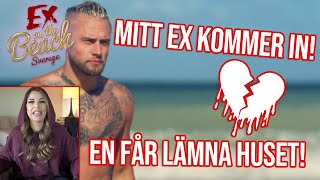 REAGERAR PÅ EX ON THE BEACH CELEBRITY | EP 6 *SPOILER*
