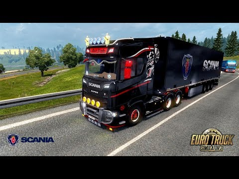 ETS2 1.30 Open Beta- Scania S730 - Lublin to Linz