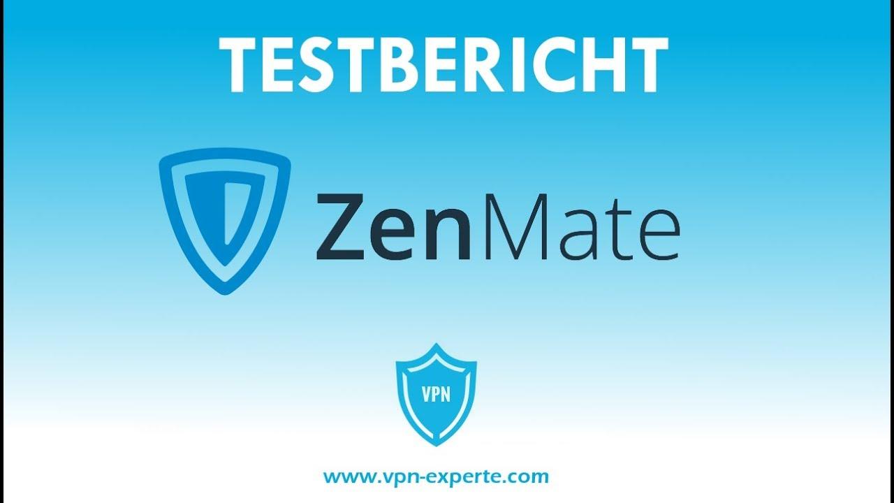 Zenmate Test