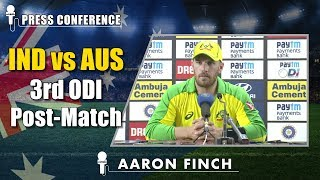 Virat and Rohit are among the best ODI batsmen of all time - Aaron Finch