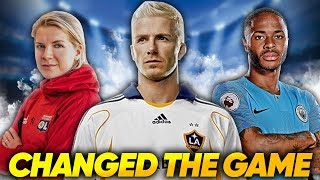 10 Players Who CHANGED Football!