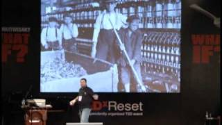 Ya Yanlış Yere Tıklamışsak?: Serdar Kuzuloglu at TEDxReset 2011