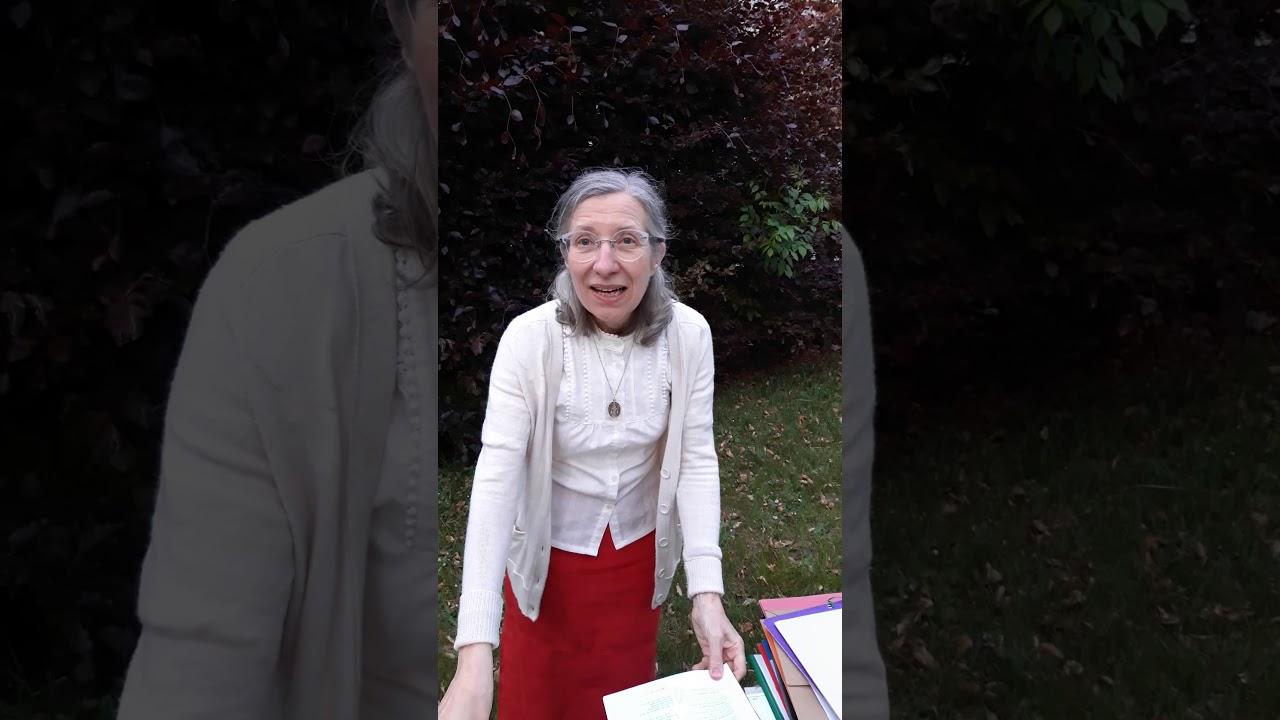 Les chansons en néerlandais de Mme Bertrand