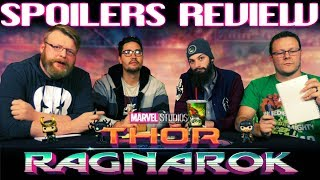 """""""Thor: Ragnarok"""" SPOILER DISCUSSION and MOVIE REVIEW!!"""