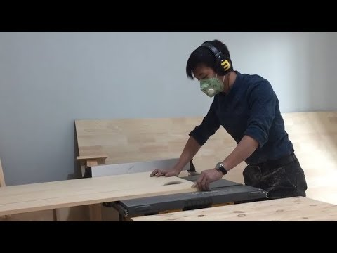 Cheap and nice! This Chinese IT engineer designed and made furniture by himself