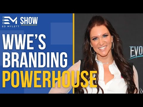 Stephanie Mcmahon - WWE's Branding Powerhouse thumbnail