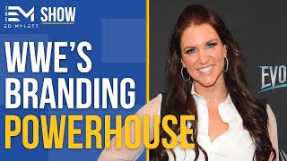 Stephanie Mcmahon - WWE's Branding Powerhouse