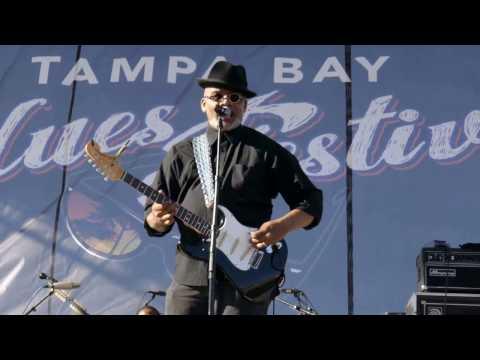Toronzo Cannon 2017 04 08 St. Petersburg, Florida - Tampa Bay Blues Festival in Vinoy Park