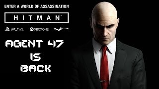 Hitman 2016 Official (PS4/XBOX ONE/PC) Trailer